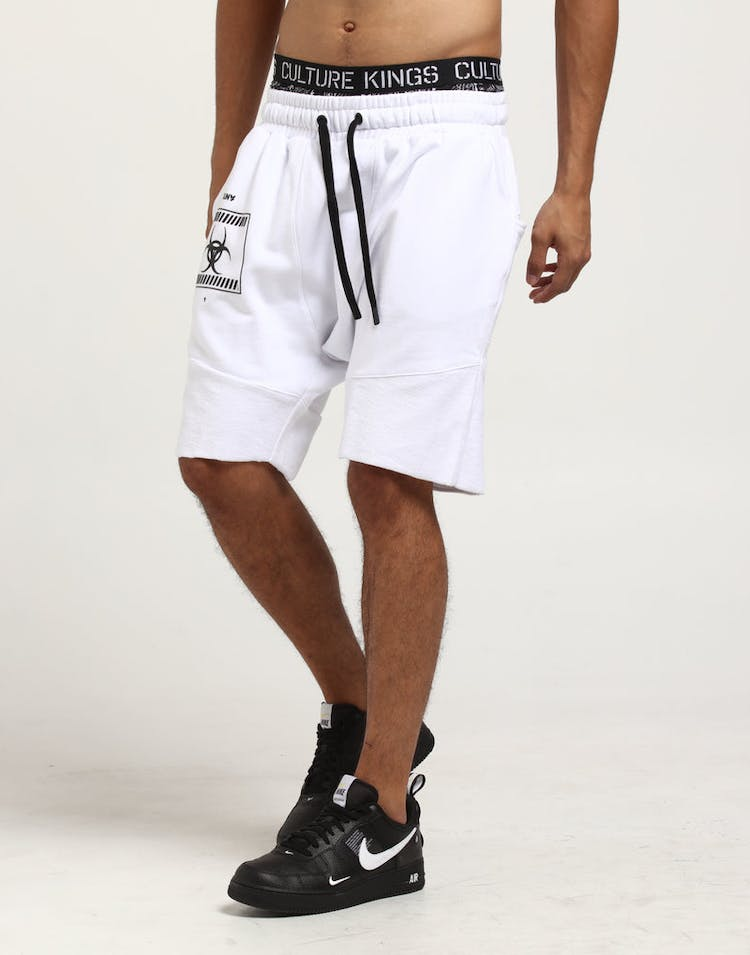 The Anti-Order Anti-Nuclear Sneaker Short White