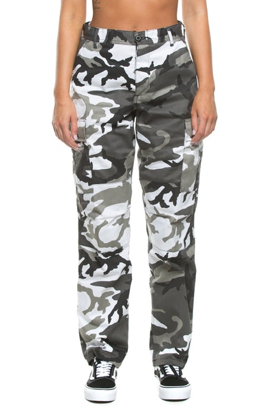 Rothco Women's Tactical BDU Pant City Camo
