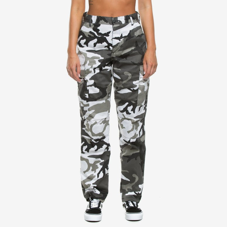 0097080fabd Rothco Women s Tactical BDU Pant City Camo – Culture Kings
