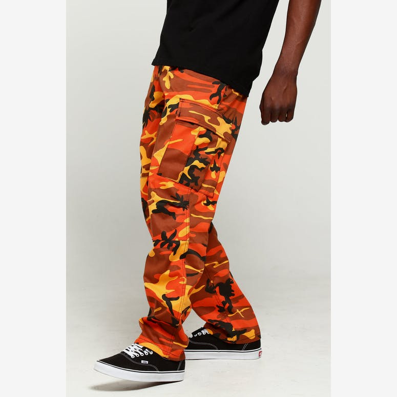 Rothco Tactical BDU Pant Orange Camo – Culture Kings 2389c7bd30e