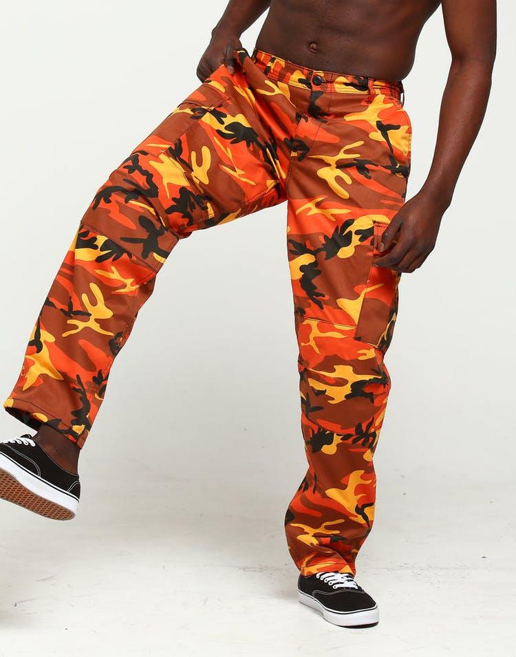 965d00b92ec64 Rothco Tactical BDU Pant Orange Camo – Culture Kings