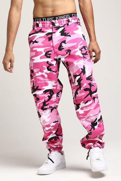 49aa7c21f8c2 Rothco Tactical BDU Pant Pink Camo