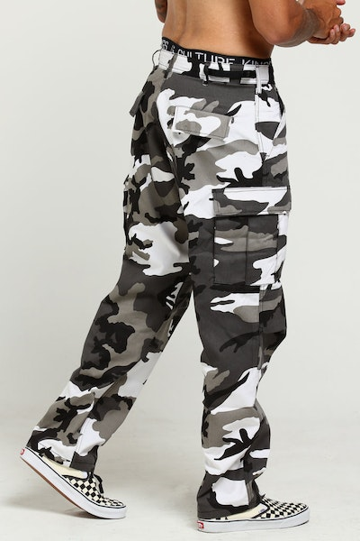 Rothco Tactical BDU Pant City Camo