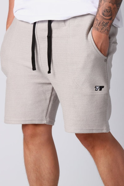 Thing Thing HB Track Shorts Grey