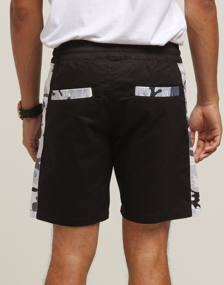 Carré Trottoir Shorts Black