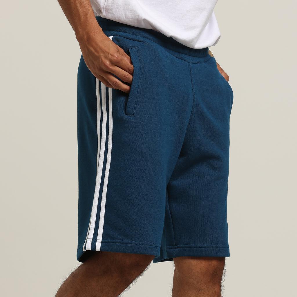 Adidas 3 Stripe Short Dark Teal