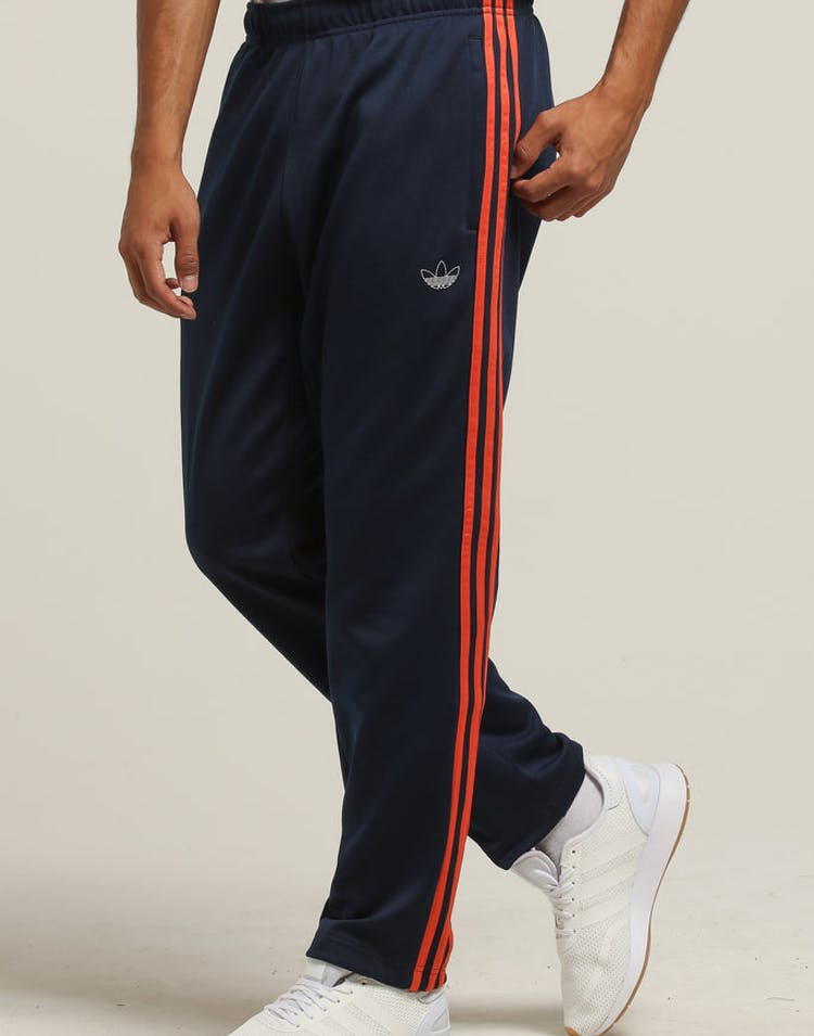 e082c4d87a Adidas 3 Stripe Open Pant Navy/Red