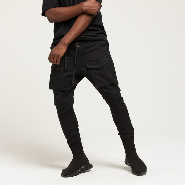 The Anti-Order Survival Jogger Black