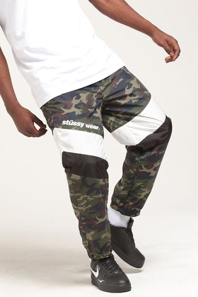 Stussy Field Trackpant Camo