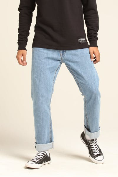 Grand Scheme Selvedge Denim Jeans Classic Blue