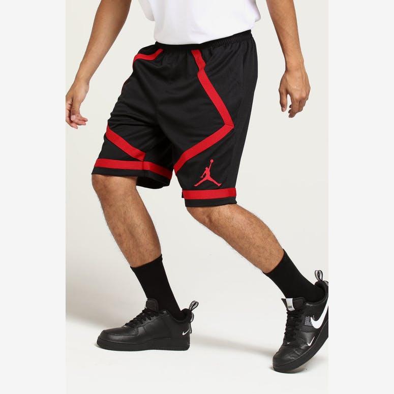 e123faf2695f Jordan Dri-Fit Taped Short Black Red – Culture Kings