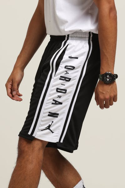 Nike Jordan HBR Basketball Short Black/White/Black