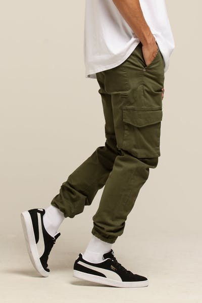 Thing Thing Field Pant Army