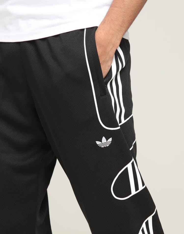 lowest price lowest discount cheap Adidas Flamestrk Track Pant Black