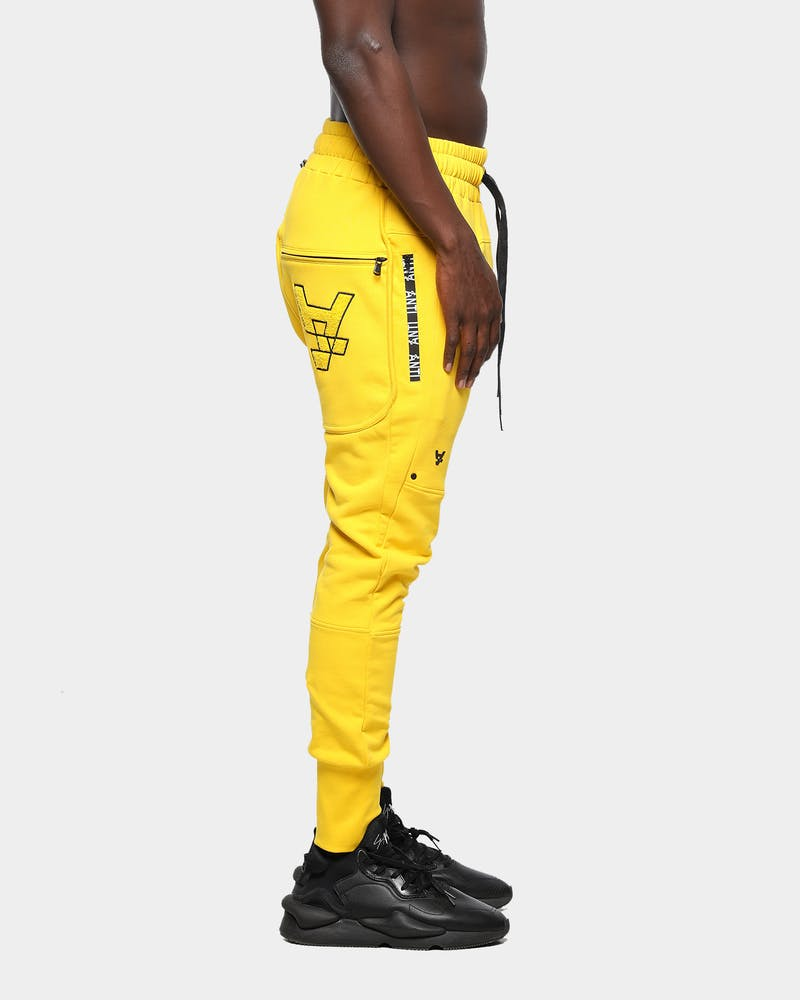 The Anti-Order Non-Primary Jogger Yellow