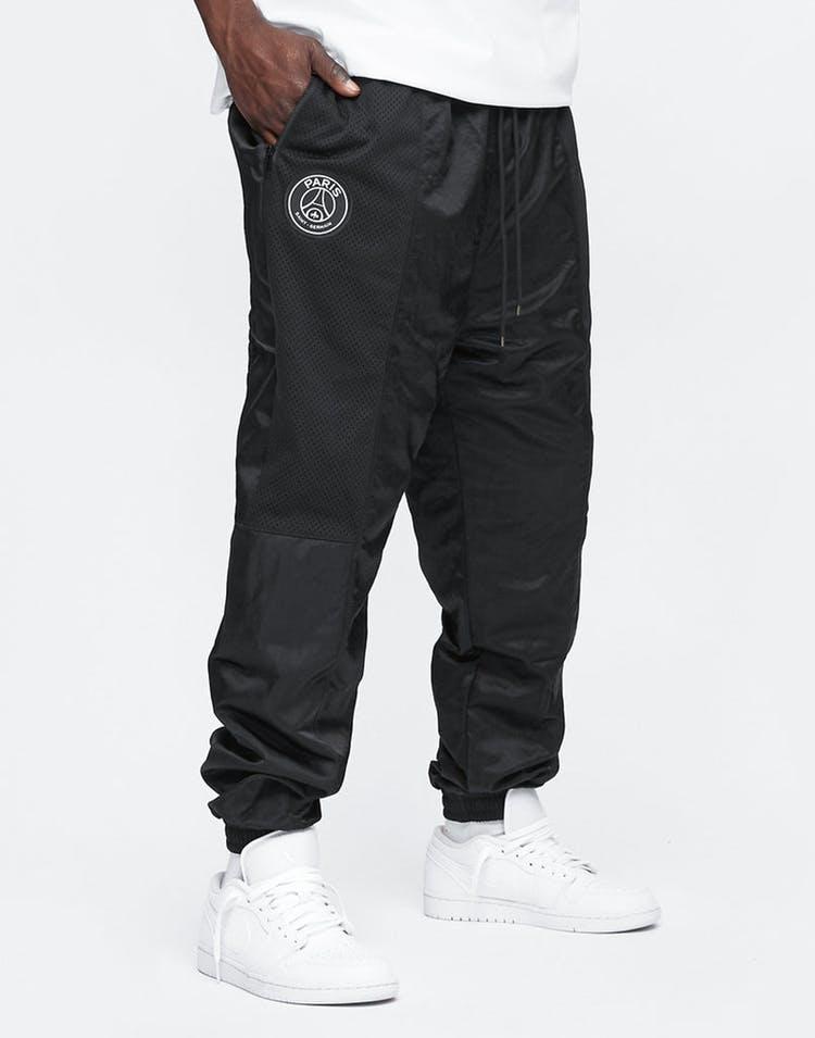 wholesale dealer e67b2 6f45c Jordan X Paris Saint-Germain Air Jordan Suit Pant Black