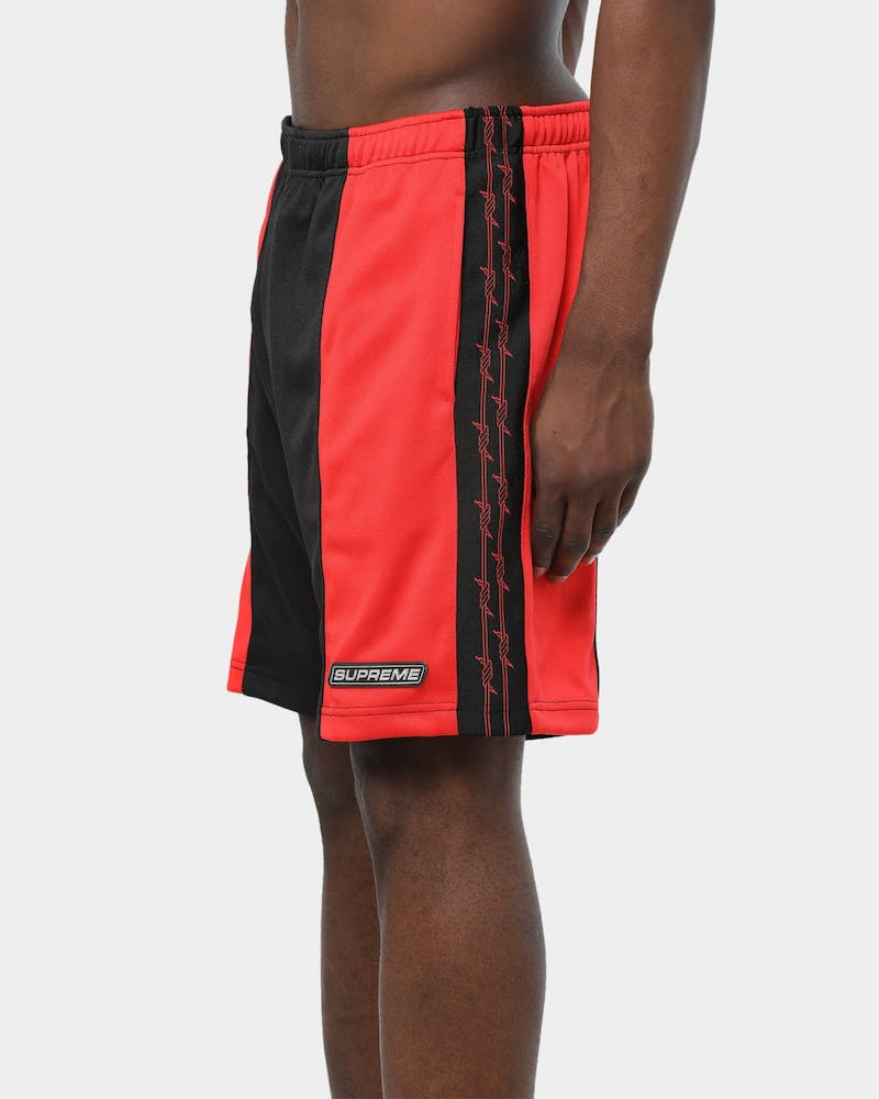 Supreme Barbed Wire Athletic Short Black