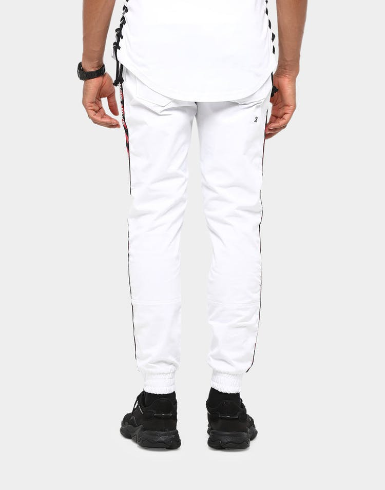 Saint Morta Transfer X Jogger White/Red