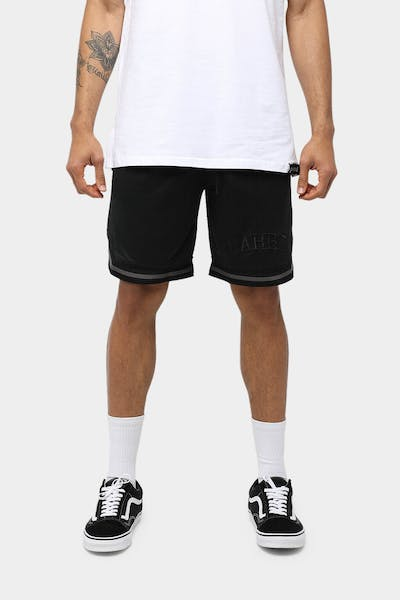 Carré B.O.B Ball Shorts Black