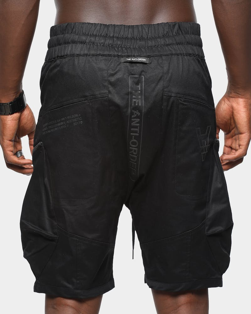 The Anti-Order Neo Military Short Black/Black