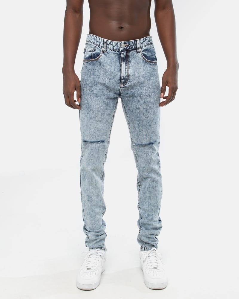 Federation Ripped Rocco Jean 1 Plus Acidwash