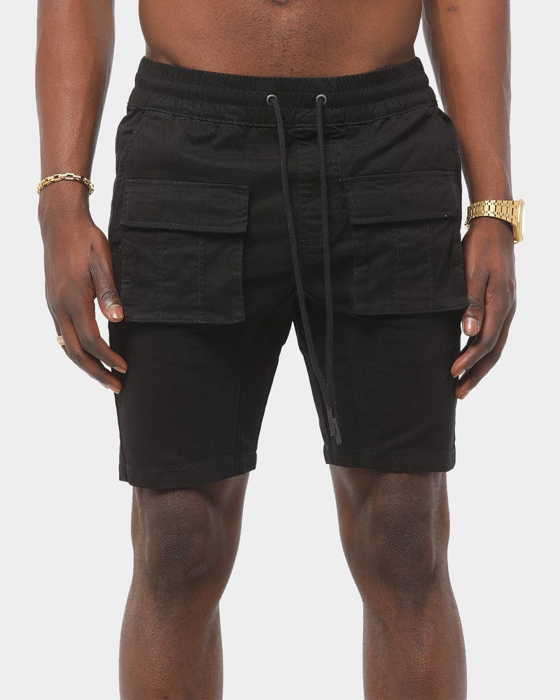 Saint Morta Military Short Black