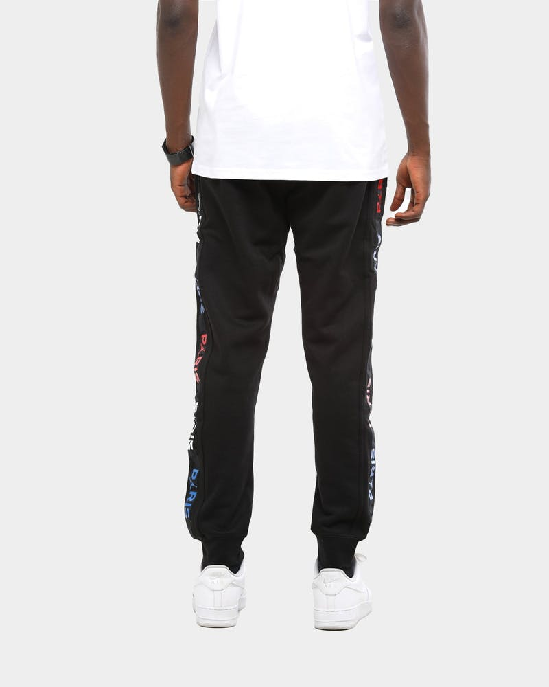 Jordan X Paris Saint-Germain Pants Black/Hyper Cobalt