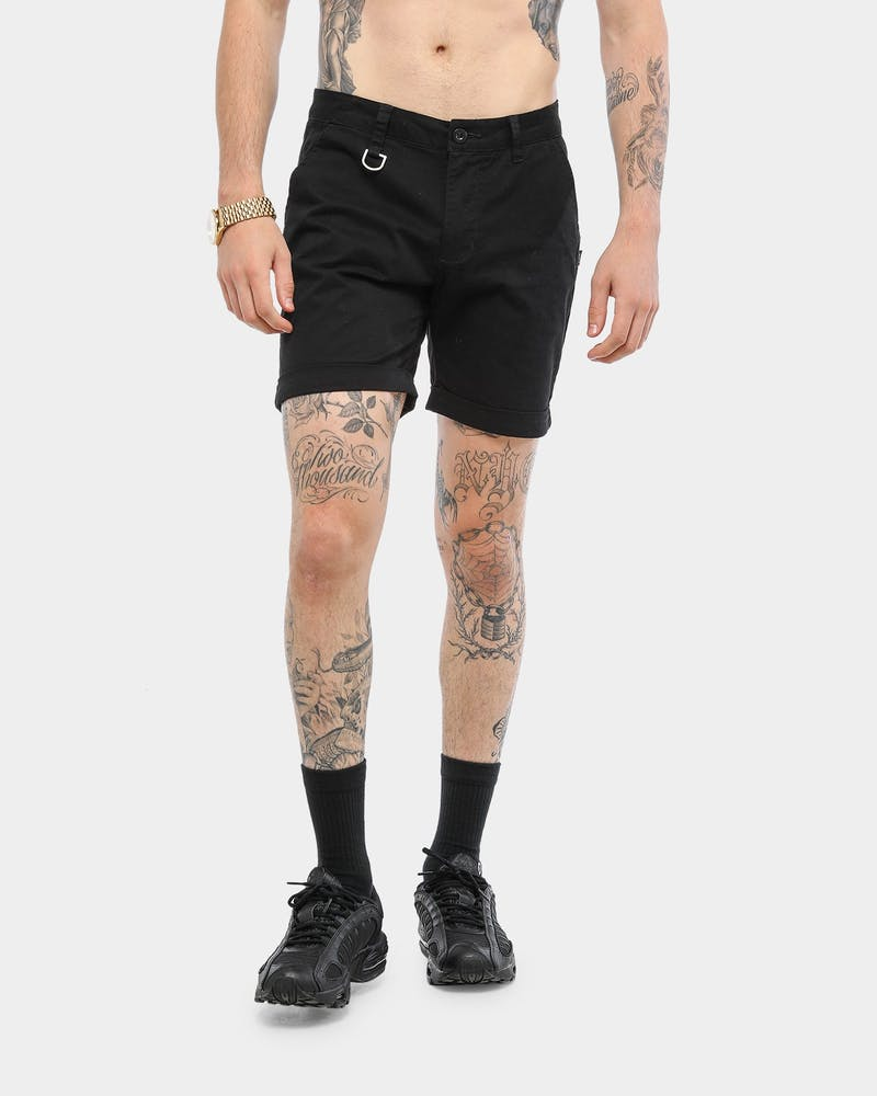 Carré Formel Chino Short Black