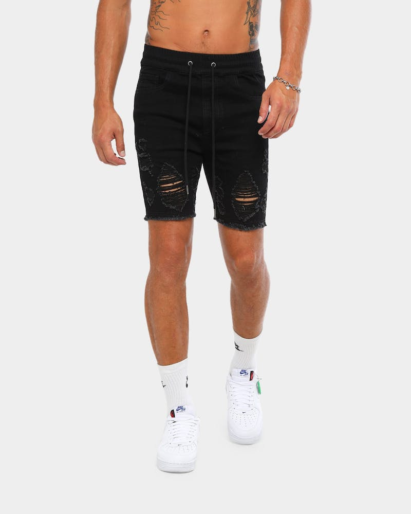 ENES Marksmen Denim Short Black