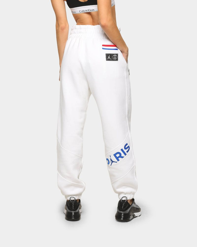 Jordan X PSG Fleece Pant White