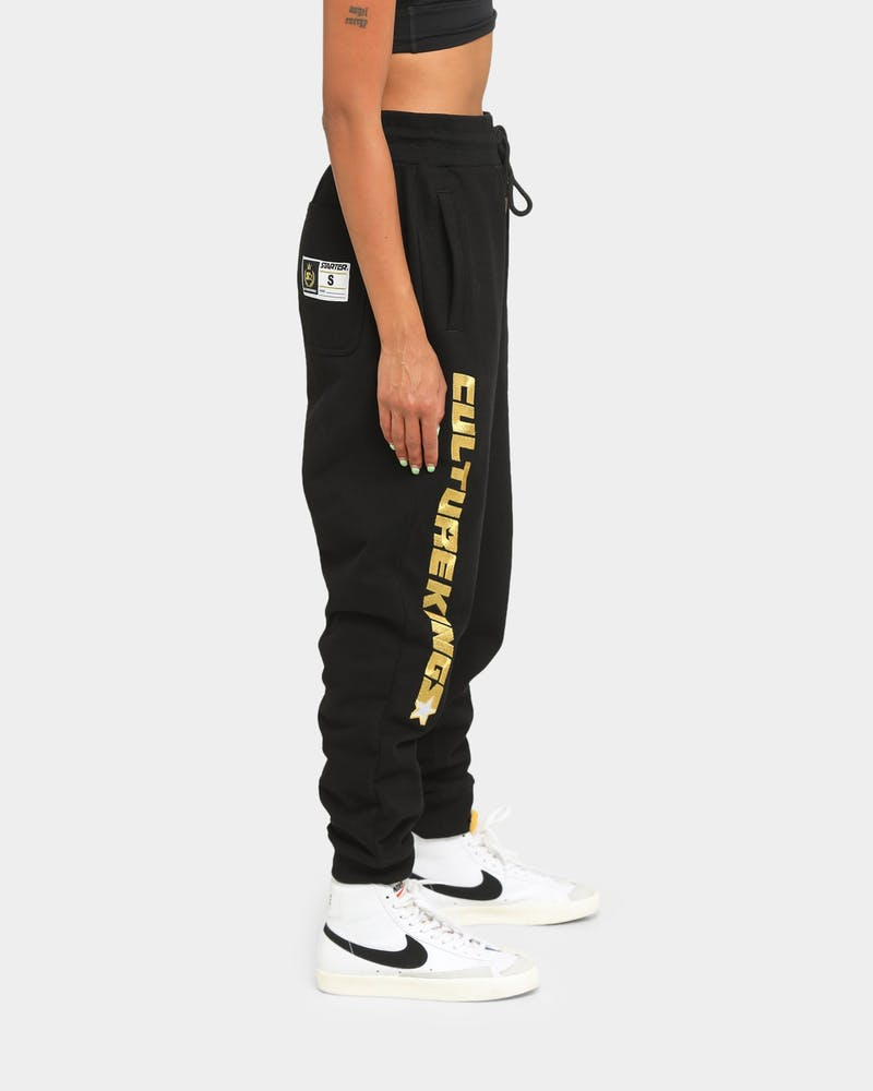 Starter Starter X Culture Kings Track Pant Black