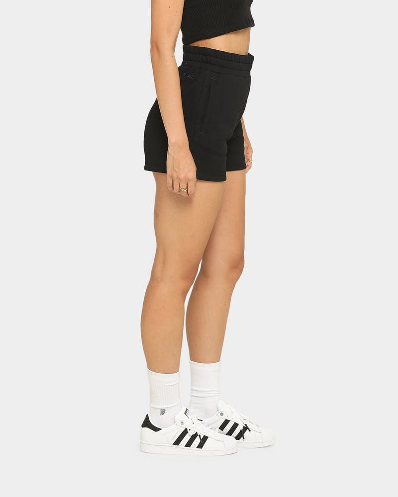 EN ES Women's Get Physical Short Black