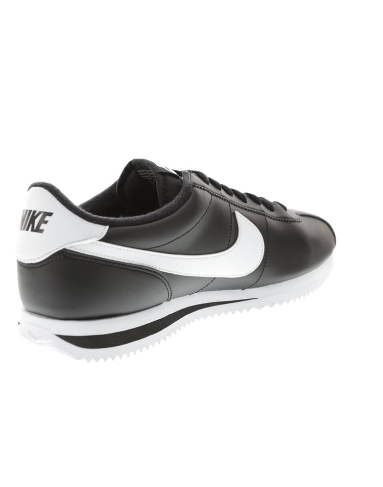 detailed look 95453 d7e3c Cortez Basic Leather Black/white/sil