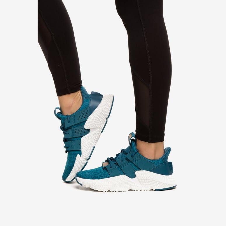 Adidas Originals Women s Prophere Teal White  83d8c1c6f