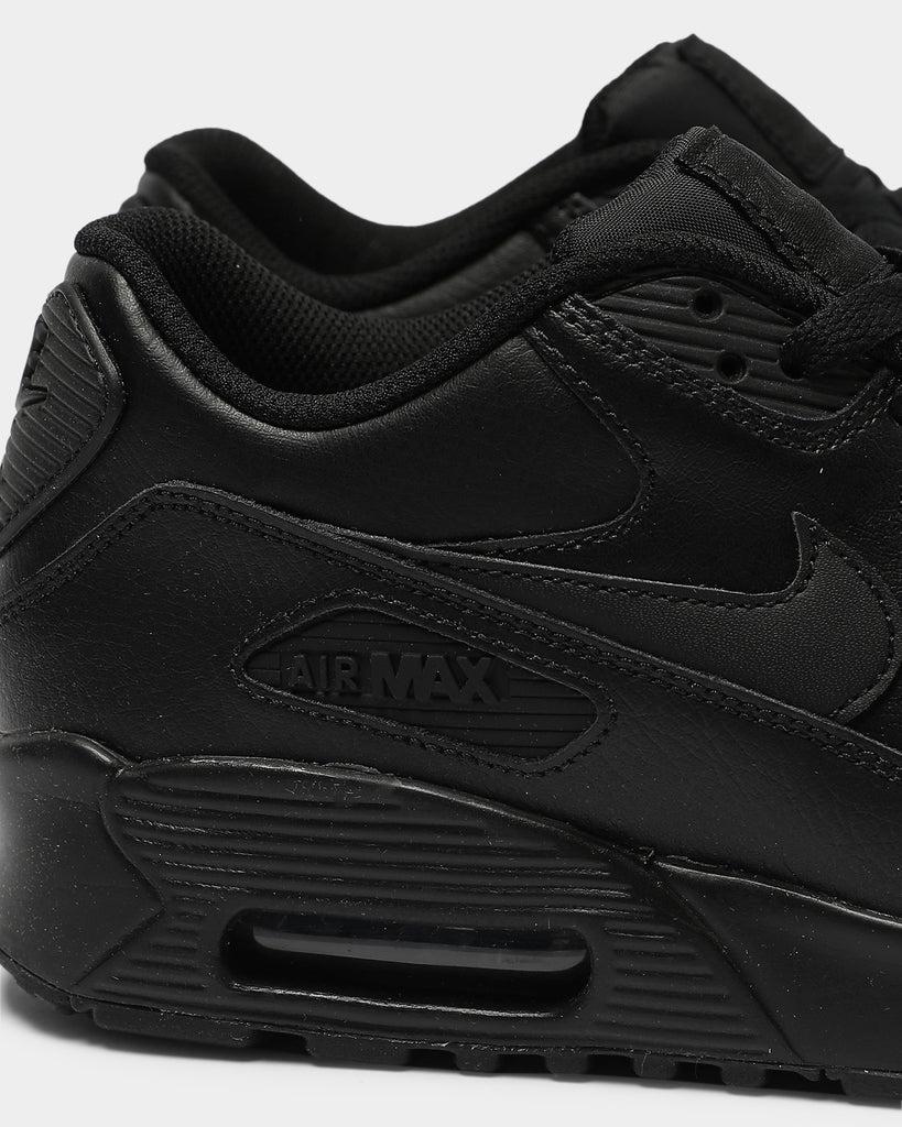 Nike Kids Air Max 90 Leather (GS) GreyRoyalYellow