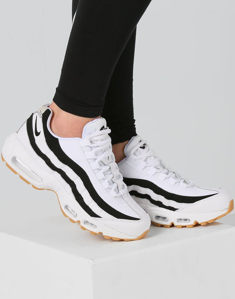 sneakers for cheap d2751 67431 Nike Women s Air Max 95 OG White Black Gum   307960 112 – Culture Kings