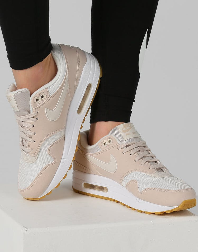 5e1bfb7e8d4f1 Nike Women s Air Max 1 Sand White Gum