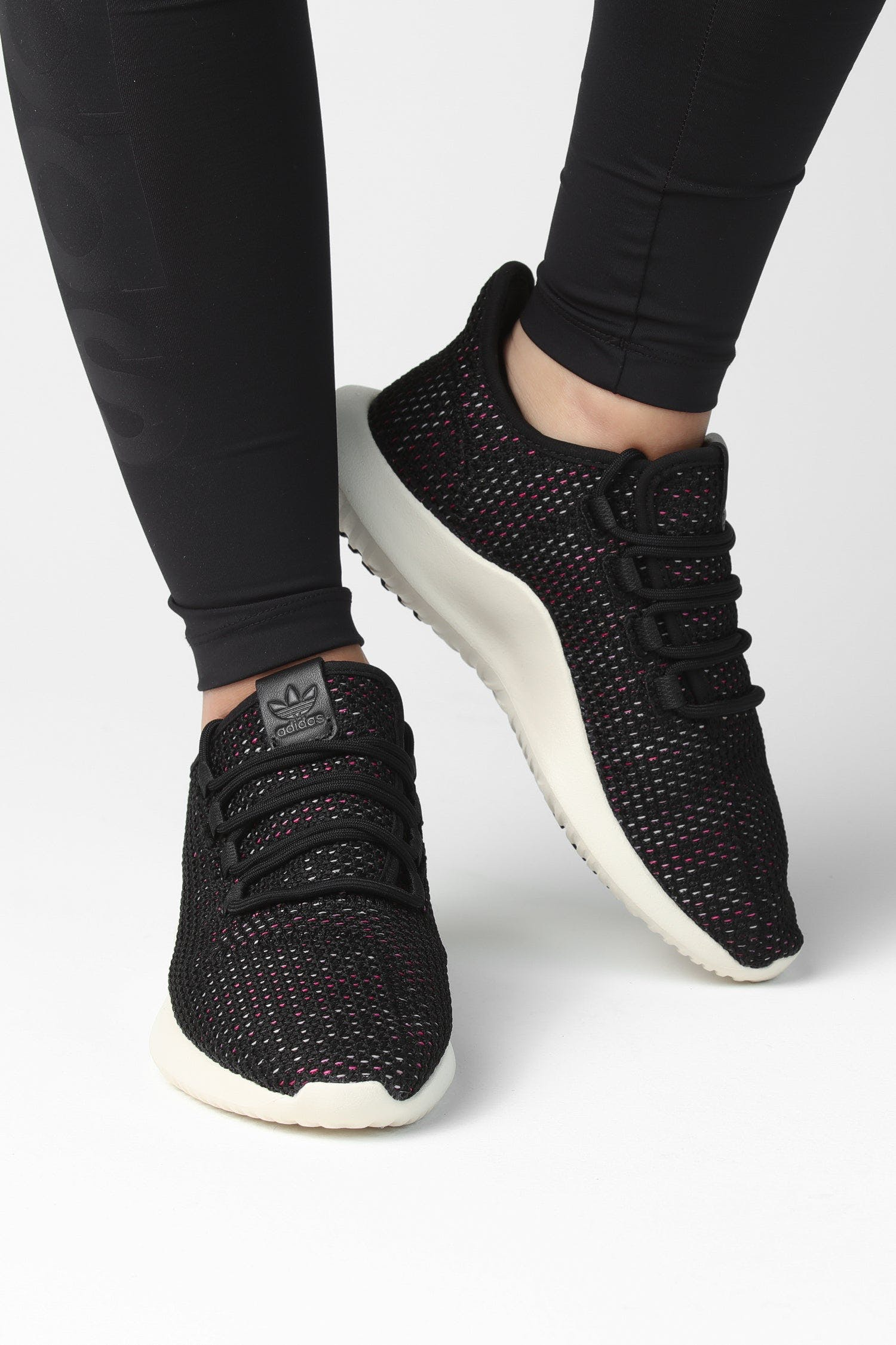 Sin cabeza a pesar de Necesario  Adidas Originals Women's Tubular Shadow CK Black/White/Multi | Culture Kings