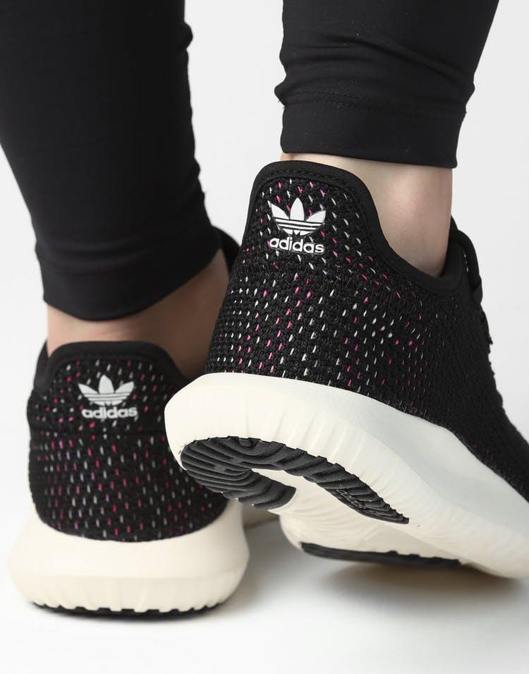 quality design 81e7e 51693 Adidas Originals Women s Tubular Shadow CK Black White Multi