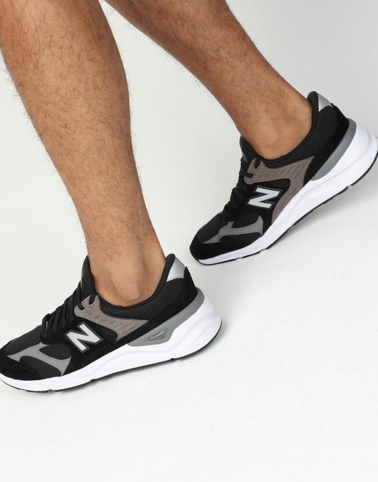 New Balance x90 V1 Black/White/Grey
