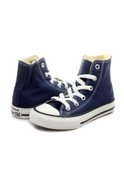 bd43746c5389 Kids. Converse Infant Chuck Taylor All Star Hi Navy Black White