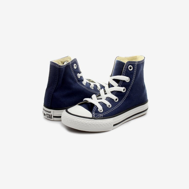 925a87d538f Converse Infant Chuck Taylor All Star Hi Navy Black White – Culture Kings