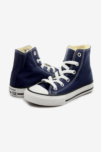 Converse Infant Chuck Taylor All Star Hi Navy/Black/White