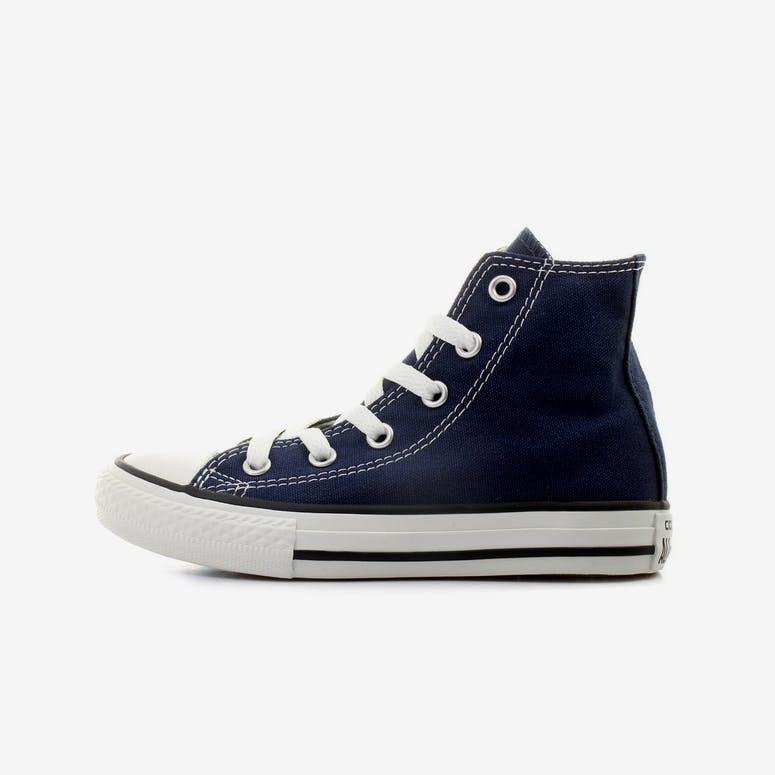 86af303e8f0 Converse Infant Chuck Taylor All Star Hi Navy Black White – Culture ...