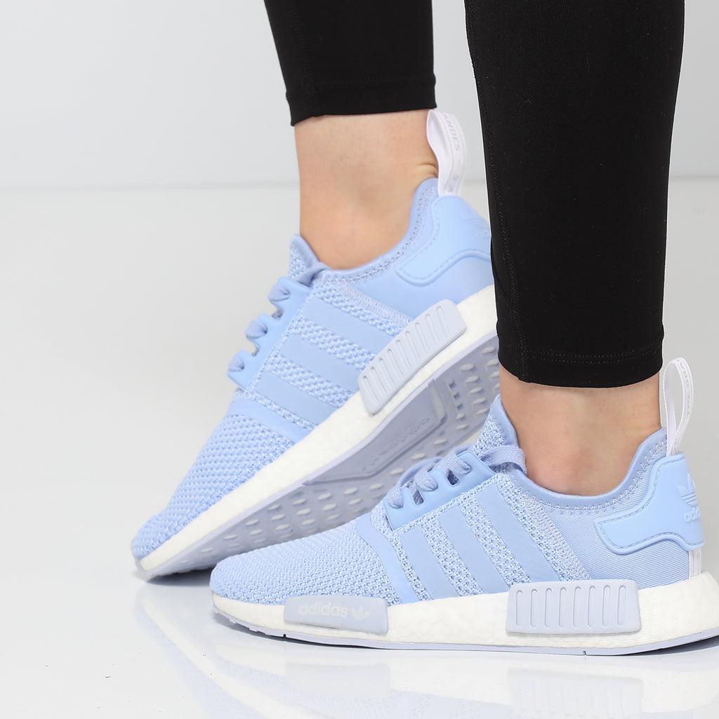 Adidas Damens's NMD R1 Light Blau/Weiß | B37653 – Culture Kings Kings Culture ae0926
