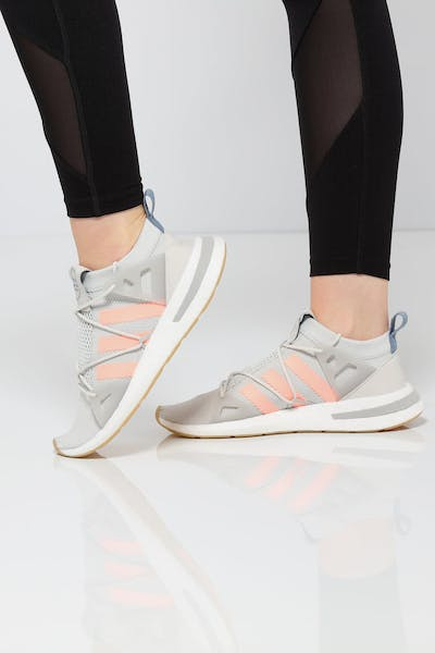competitive price 36610 43a3e Adidas Women s Arkyn Grey Pink