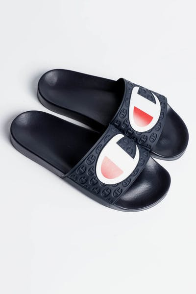 Champion Multi-Lido Slide Navy
