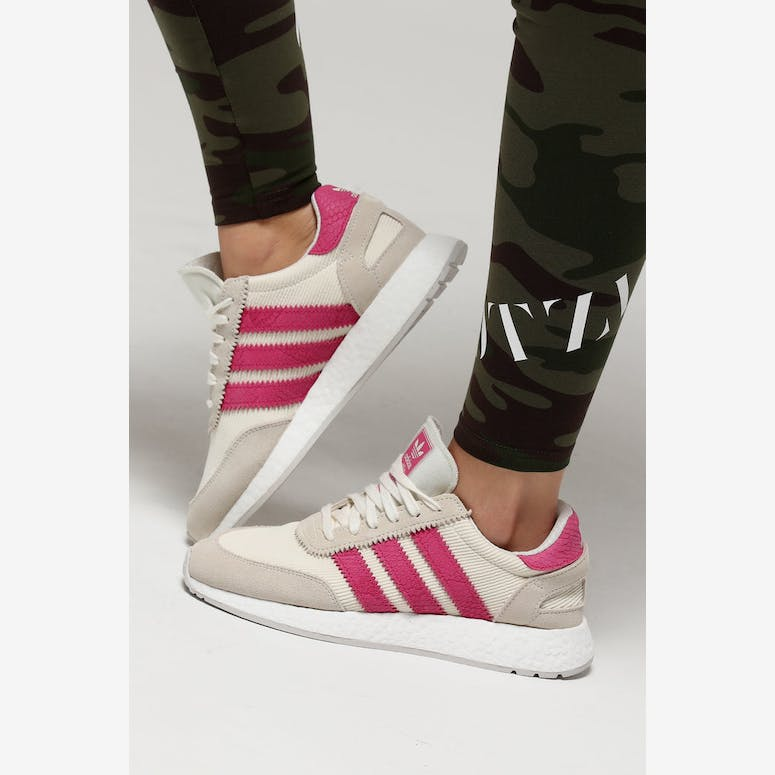 uk availability 0f01d d35ed Adidas Womens I-5923 GreyPinkOff White – Culture Kings