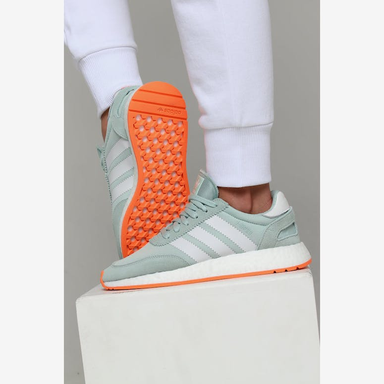 best sneakers 72954 a551d Adidas Womens I-5923 GreenWhiteOrange – Culture Kings