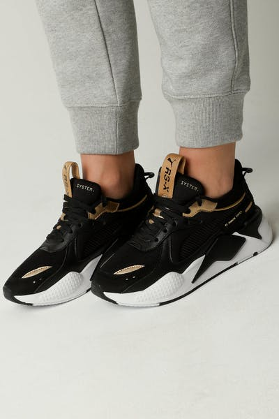 Puma RS-X Trophy Black